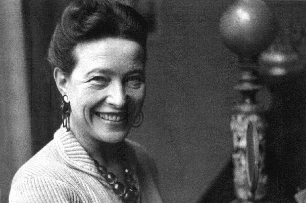 Mulheres Guerreiras 04 | Simone de Beauvoir