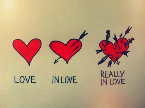 Quem ama não tem dúvidas. Será?
