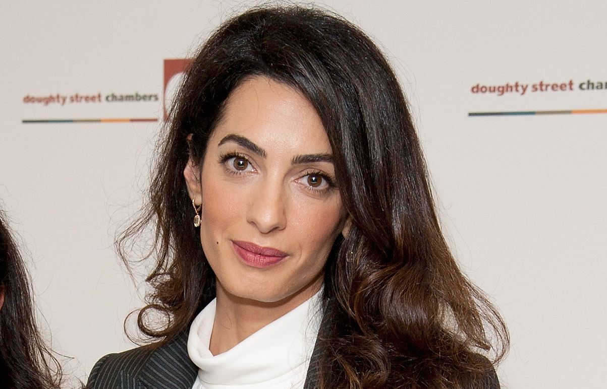 Série Mulheres Árabes | # 17 Amal Clooney