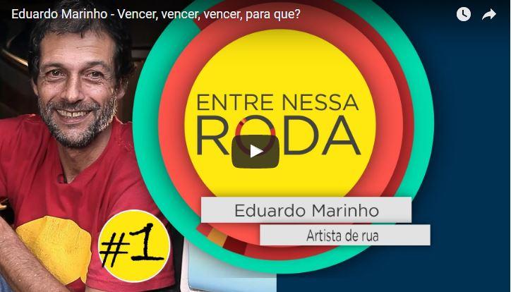 Vídeo do Dia   Eu não quero vencer na vida – Eduardo Marinho