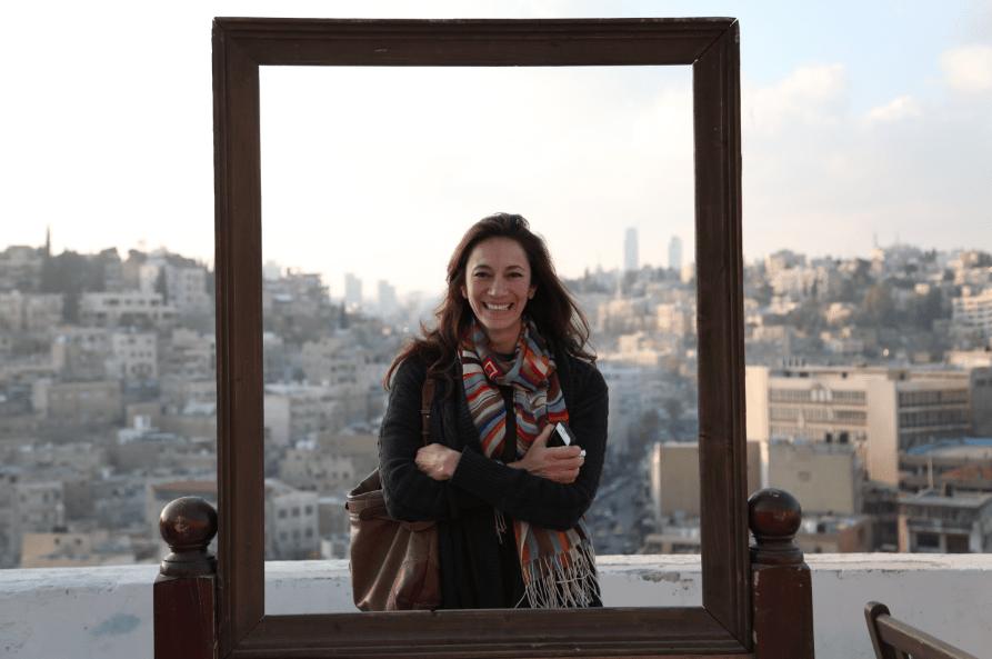 Série Mulheres Árabes | # 8 Rama Chakaki