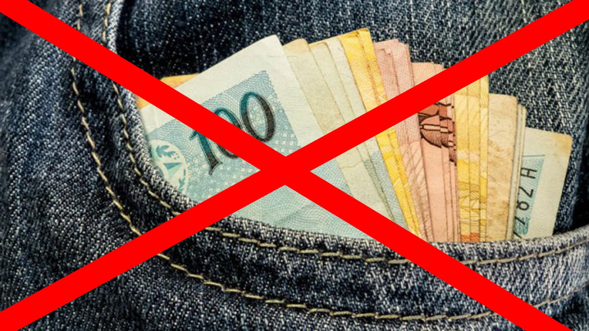 Está chegando fim do dinheiro de papel
