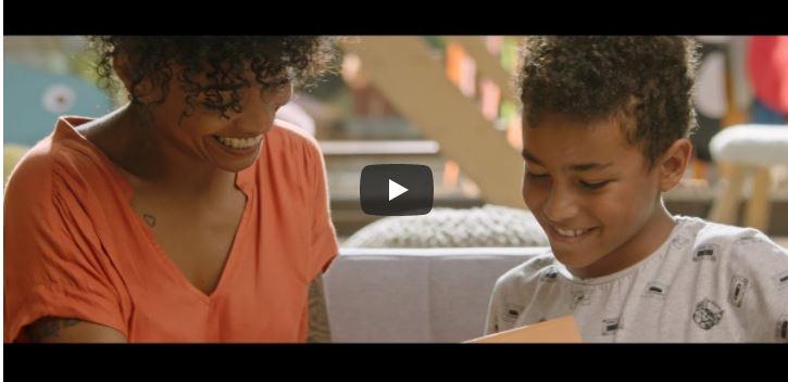 Vídeo do Dia | As mães têm superpoderes na visão das crianças
