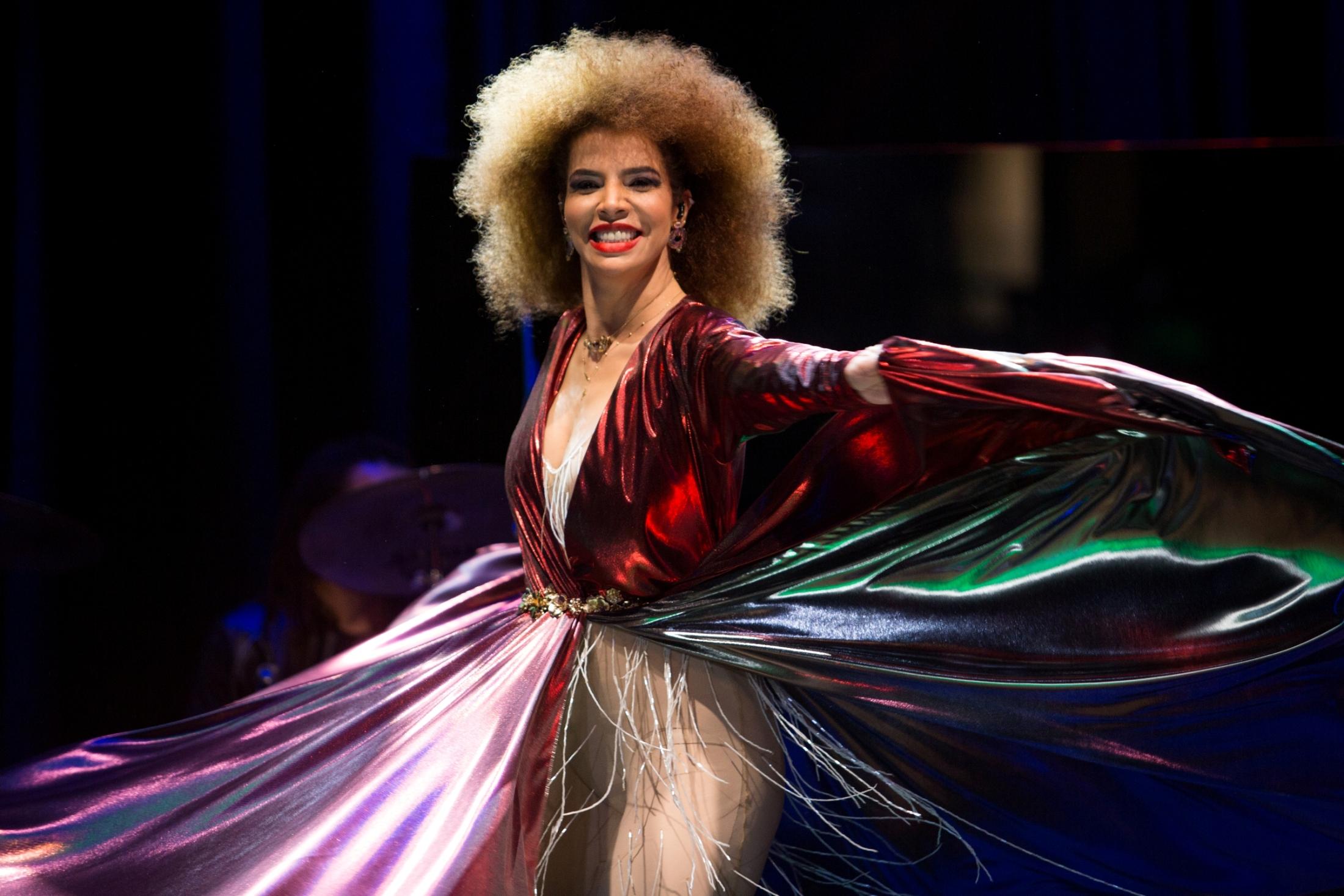 Vanessa da Mata traz Caixinha de Música a Curitiba
