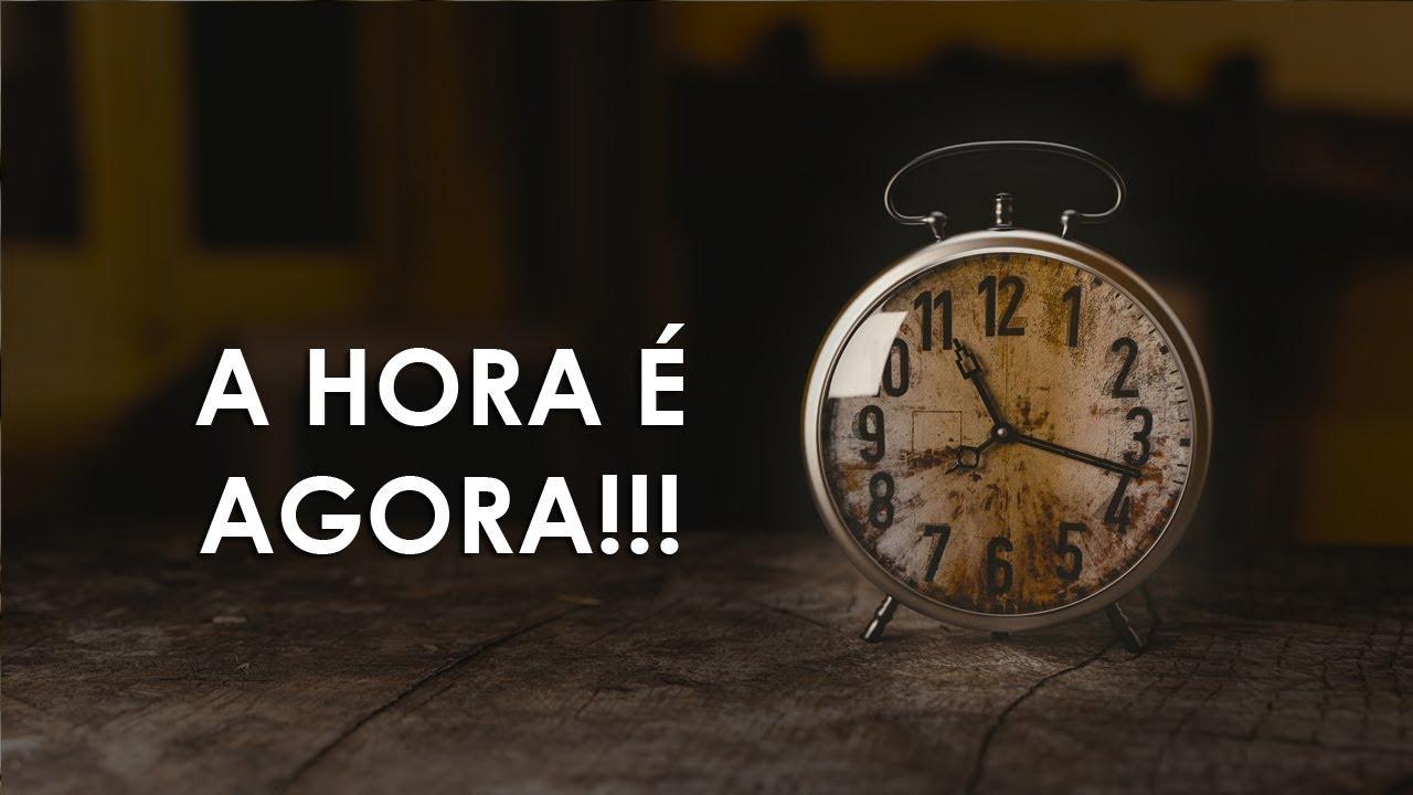 Ano que vem é uma ova! A HORA É AGORA! – EP13