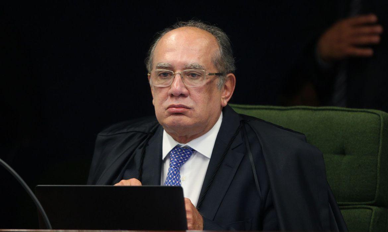 GILMAR MENDES PAUTA PARA HOJE AÇÃO SOBRE SUSPEIÇÃO DE SERGIO MORO