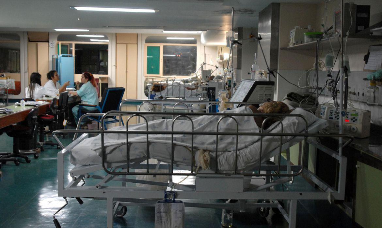 GOVERNADORES ALERTAM PARA RISCO DE 'COLAPSO TOTAL' EM REDE HOSPITALAR