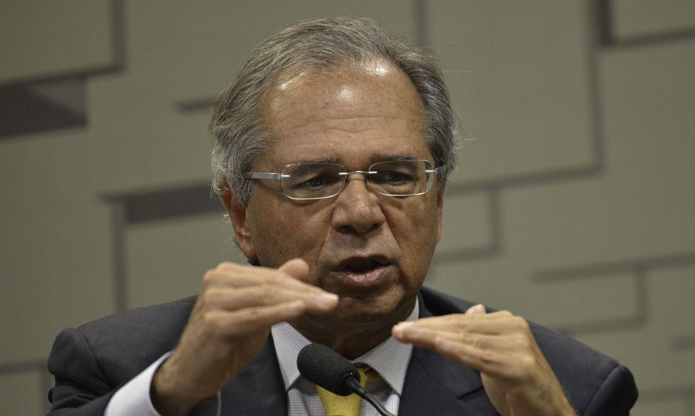 CCJ APROVA IDA DE PAULO GUEDES PARA FALAR SOBRE REFORMA ADMINISTRATIVA