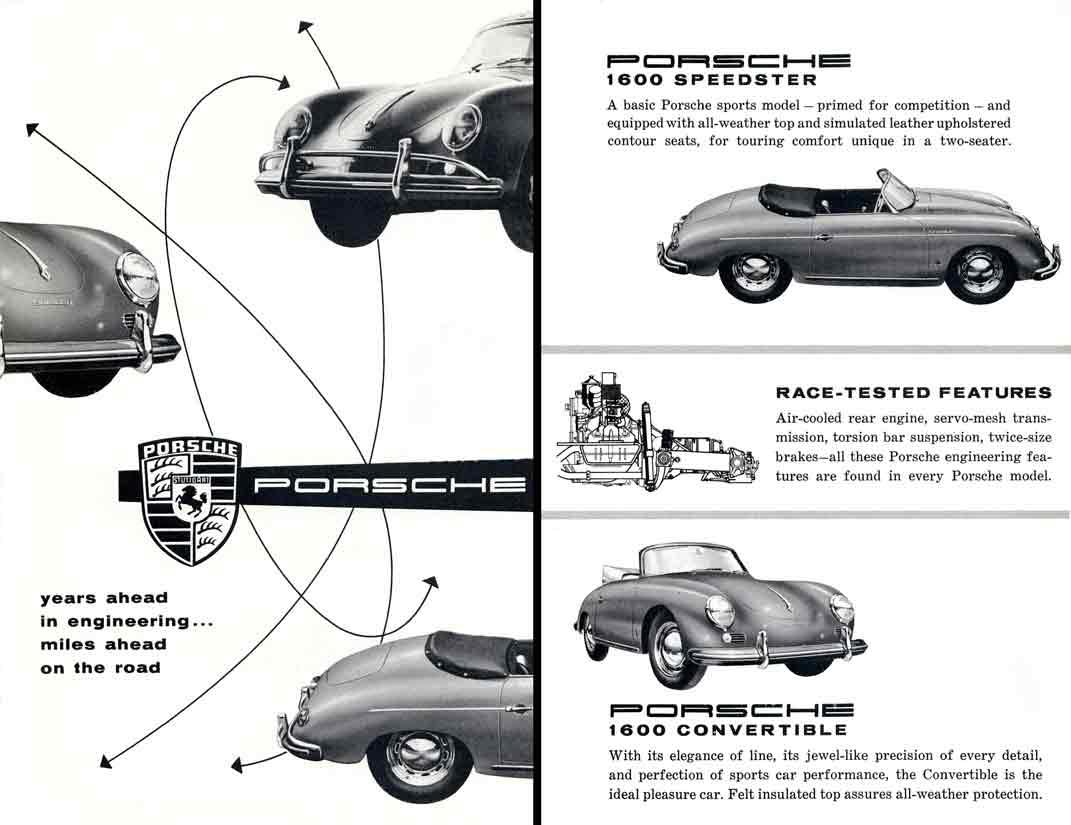 Regress Press Porsche 356a C