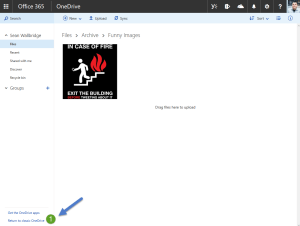 OneDrive for Business - Creating Alerts
