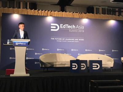 Speaker EdTech Asia