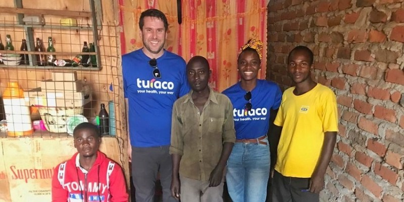 Turaco CEO and Head of Growth With Fenix Customers In Uganda