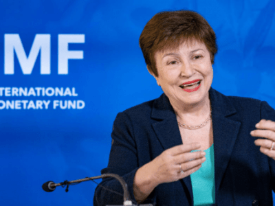 IMF chief sees high degree of uncertainty in global outlook