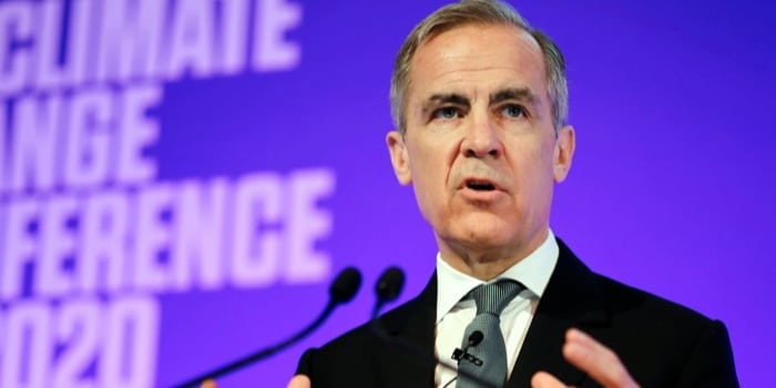 Former BoE BoC governor Mark Carney joins Stripe board of directors