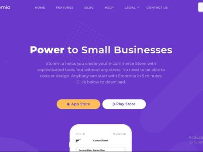 Storemia a platform helping small businesses create ecommerce stores easily launches