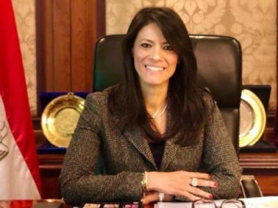 egypt minister rania2