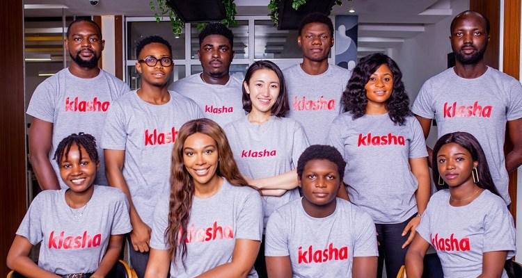 Klasha Team Pic