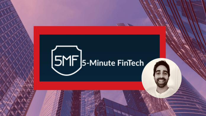 5 Minute FinTech discusses RegTech that will change compliance as we know it