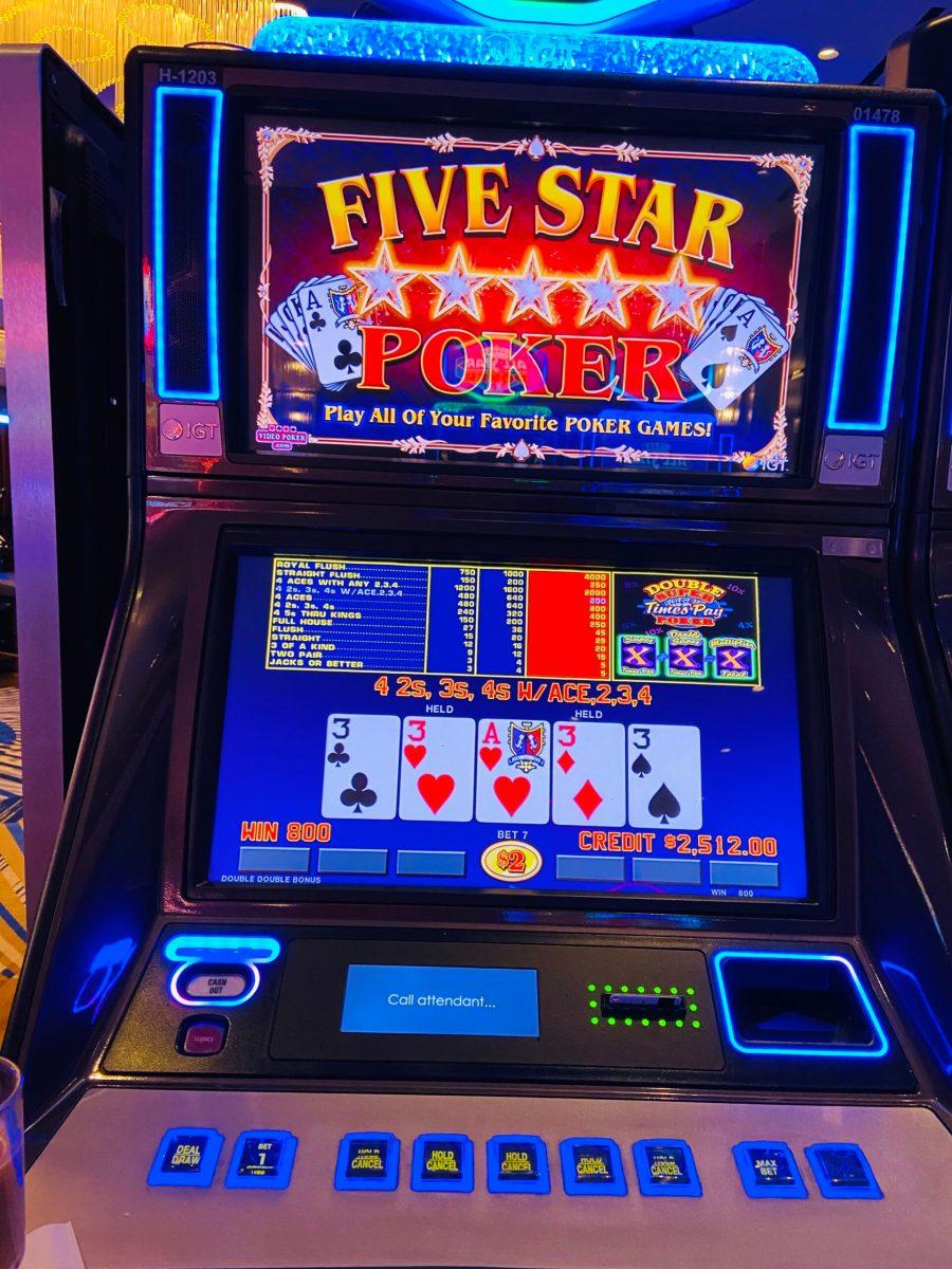 Super 5 Stars Slot Machine