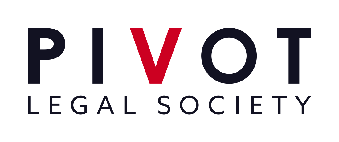 Pivot Legal Society Logo