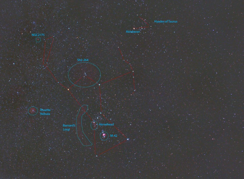 Orion annotated