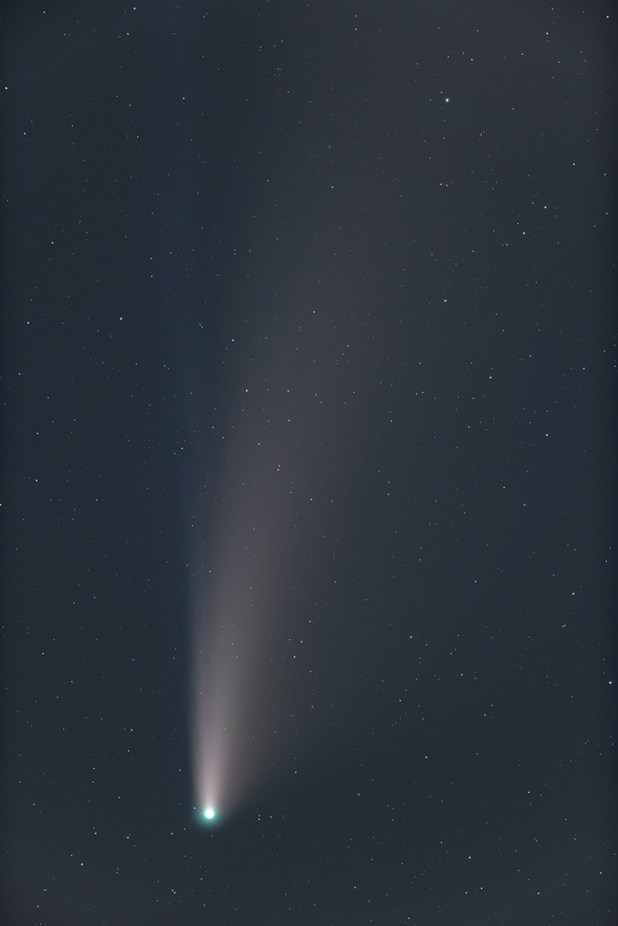 Comet C/2020 F3 NEOWISE 20 July 2020