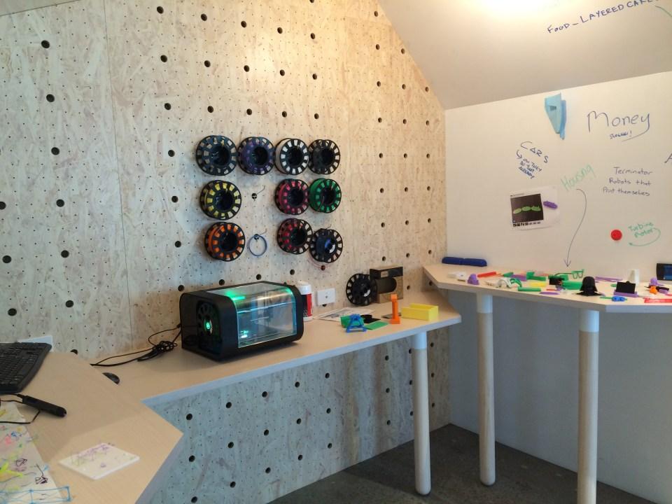 Arup - 3D Printer
