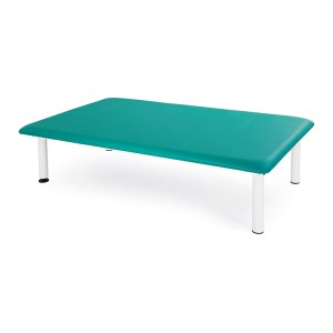 FISIOTECH Ade Couch – Section Fixed Height Couch w/ Under-bed Clearance for Post-Trauma Therapy, Rehab Therapy, Examination