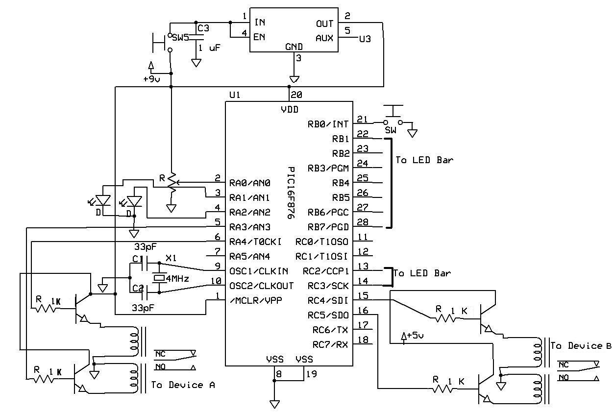 Square D Wiring Diagram For Latching Relays