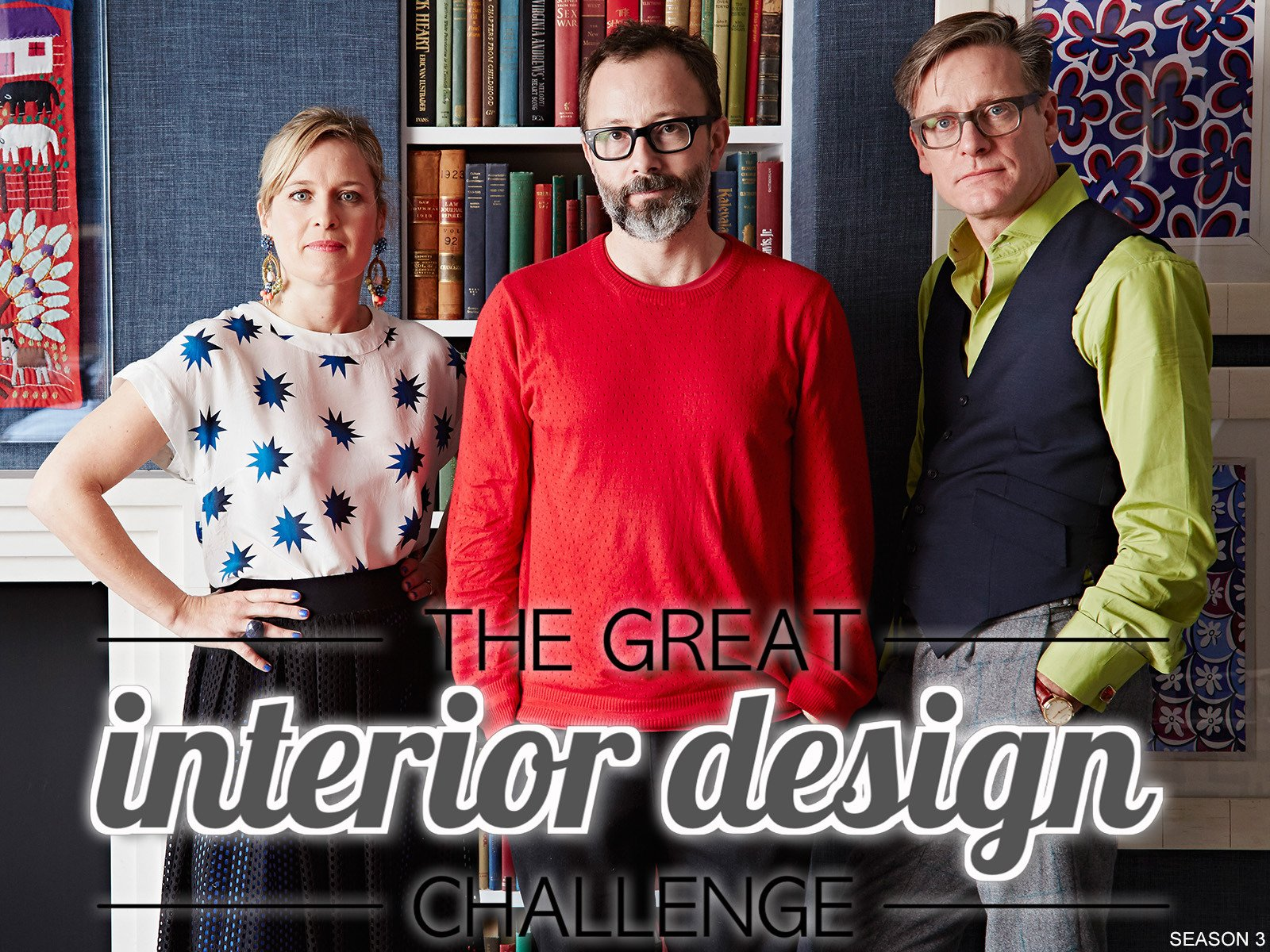 Must Watch Tv The Great Interior Design Challenge On Netflix Rehab Dorks