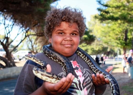 Aussie-Day-BBQ-2015-snake