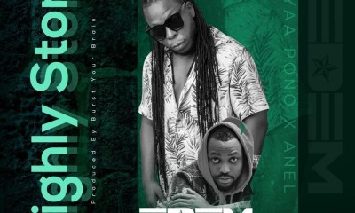 Edem - Highly Stone Ft. Yaa Pono, Anel Mp3 Audio Download