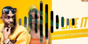 INSTRUMENTAL: Darassa Ft. Sho Madjozi – I Like It (Free Beat + Hook + Chorus)