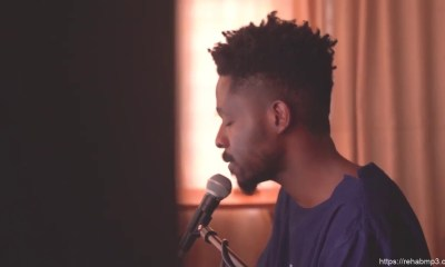 Johnny Drille - Jealous (Labrinth Cover) Mp3 Audio Download