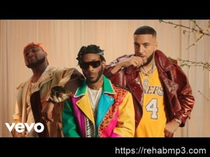 VIDEO: Angel Ft. French Montana & Davido – Blessings (Remix)