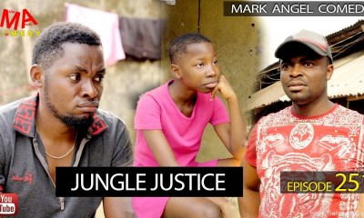 VIDEO: Mark Angel Comedy - Jungle Justice (Episode 251) Mp4 Download