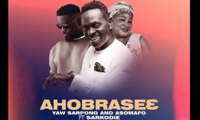 Yaw Sarpong - Ahobrasee Ft. Sarkodie, Asomafo Mp3 Audio Download