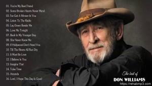 MIXTAPE: Best Of Don Williams