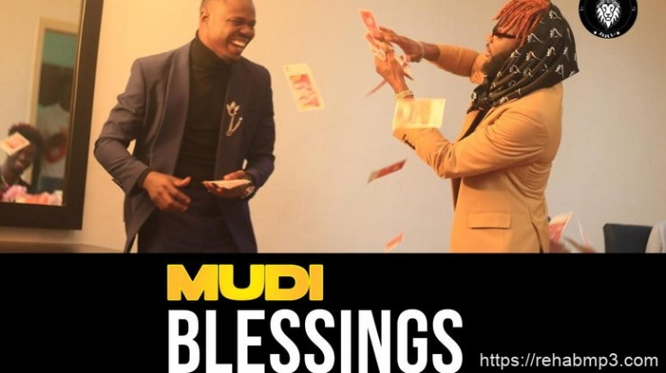 """Mudi's new single,""""Blessings,"""" is the next best thing on airplay"""