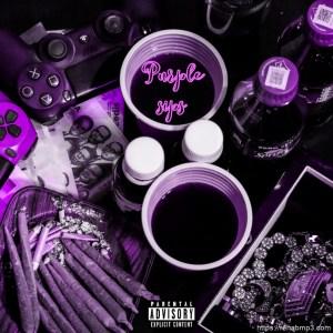 ThreeThree – Purple Sips Ft. Geezzy