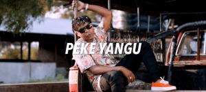 AUDIO + VIDEO: Enock Bella – Peke Yangu