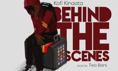Kofi Kinaata – Behind The Scenes