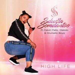 Sdludla Somdantso – High Life ft. Calvin Fallo (Amapiano Mix)