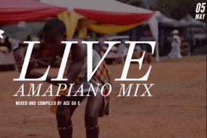 Ace da Q ft Kabza De Small, Daliwonga, King Monada & Aymos – Live Amapiano Mix