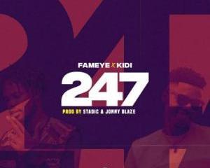 Fameye_-_247_Ft_KiDi