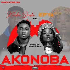 Kweku Smoke – Akonoba ft Efya
