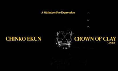 Chinko Ekun Crown of Clay (Cover) Freestyle