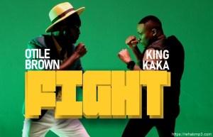DOWNLOAD MP3: King Kaka x Otile Brown – Fight