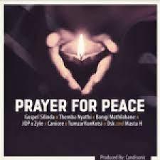 Bushbuckridge Artists – Prayer For Peace (Original)