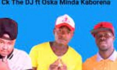 Mphe Pelo – Ck The DJ ft Oska Minda Kaborena